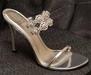 "Stuart Weitzman's ""Diamond Dream"" Stilettos"