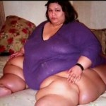Wanita Tergemuk di Dunia Yang Berhasil Turunkan Berat Badan
