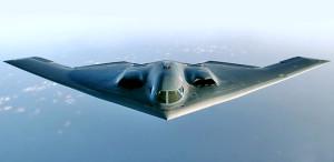Pesawat Tempur B-2 Spirit