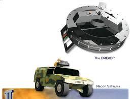 Sistem Senjata Sunyi DREAD