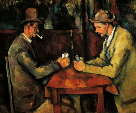 The Card Players (Paul Cézanne)