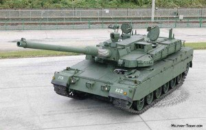 Tank-tank Tercanggih Di Dunia keren sekali