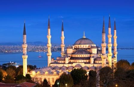 masjid sultan ahmet camii