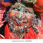 Wanita Tindik Wajah Terbanyak di Dunia, Elaine Davidson