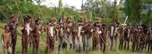 suku asli papua