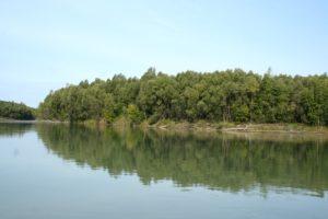 Sungai ob river