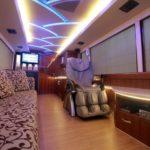 3 Bus Termewah di Indonesia dengan Fasilitas Seperti Hotel
