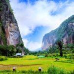3 Lembah Terindah di Dunia dengan Pemandangan Asri