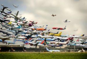 10 Bandara Tersibuk di Dunia