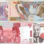 Inilah 10 Mata Uang Terendah di Dunia 2017