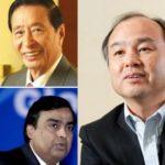 10 Orang Terkaya di Asia, Dikuasai China