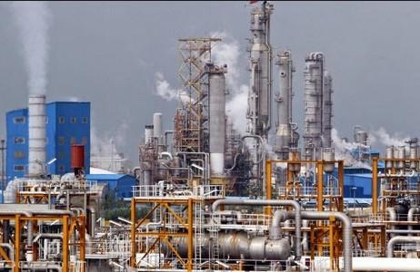Cadangan Gas di Uni Emirat Arab