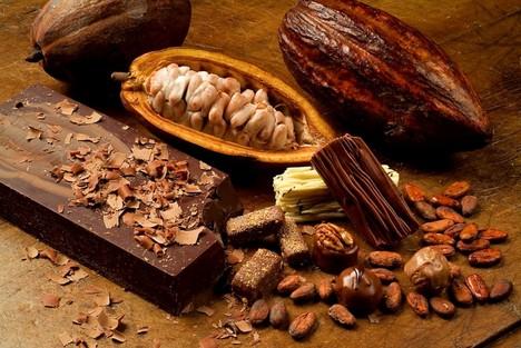Cokelat dari Meksiko