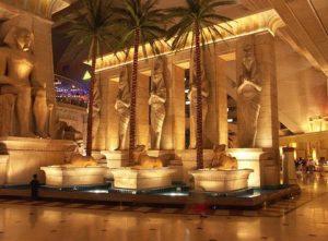 Hotel Luxor di Las Vegas