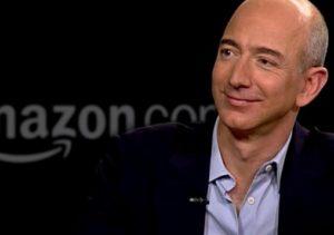 Jeff Bezos Pendiri Amazon