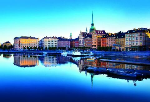 Kebersihan Negara Swedia