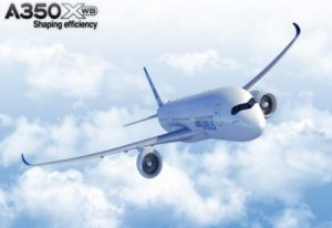 Pesawat Airbus A350 XWB