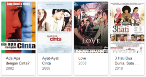 film paling romantis di indonesia