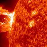 6 Badai Matahari Terbesar dalam Sejarah