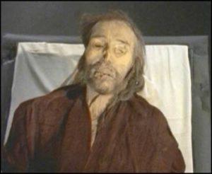 Mumi Eropa Pertama di Dunia