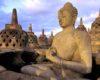 gambar patung budha di candi borobudur