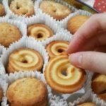 Resep Butter Cookies Nikmat ala Danisa Butter Cookies