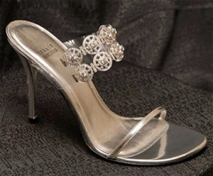 "Stuart Weitzman's ""Diamond Dream"" Stilettos"