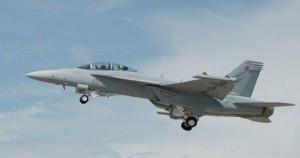 Pesawat Tempur EA-18G Growler