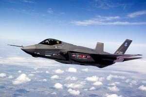 Pesawat Tempur F-35 Lightning II