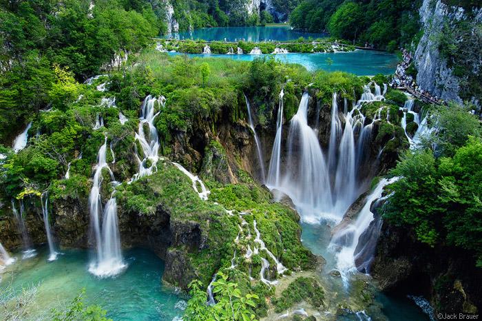Plitvice Lake Croatia