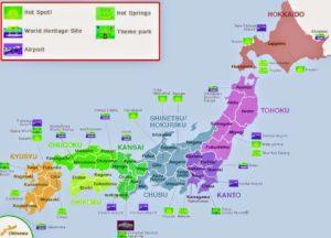 peta-negara-Jepang