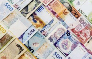 10 Mata Uang Tertinggi di Dunia