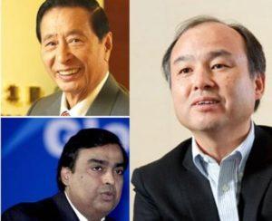 10 Orang Terkaya di Asia