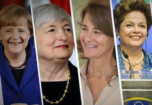 10 Wanita Paling Berpengaruh di Dunia
