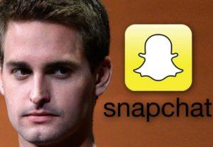Evan Spiegel Pendiri Snapchat