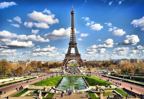 Paris Kota Paling Banyak Dikunjungi