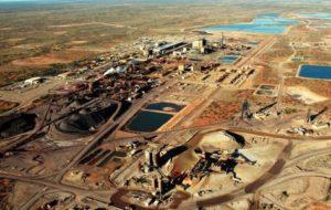 Tambang Uranium Olympic Dam