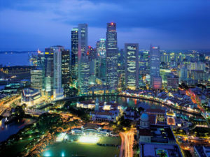 Singapore City Wallpapers 1