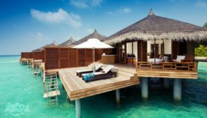 Tempat Bulan Madu Romantis - Maldives